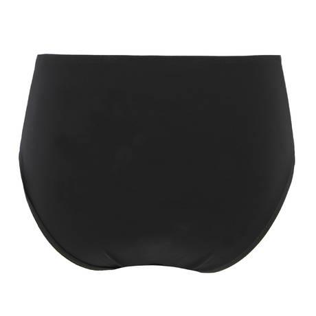 EMPREINTE Maillot de bain culotte haute Casual Noir