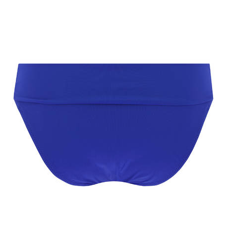 PAIN DE SUCRE Maillot de bain culotte taille haute Tobago Sensitive Uni Life Bleu