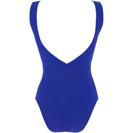 PAIN DE SUCRE Maillot de bain 1 pièce nageur Bonnie Sensitive Uni Life Bleu