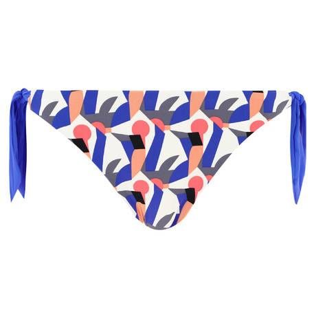 CHANTELLE Maillot de bain bikini Reflet Graphic Blue