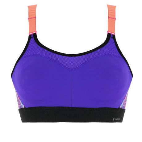 TRIUMPH Soutien-gorge sport minimiseur Control Lite Triaction Bright Purple