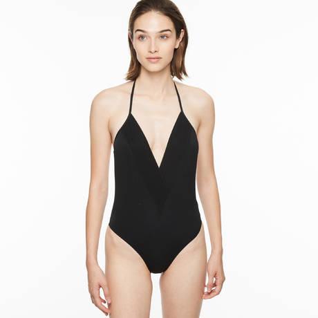 CHANTAL THOMASS Maillot de bain 1 pièce Divine Beachwear Noir