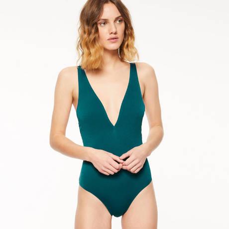 CHANTAL THOMASS Maillot de bain 1 pièce Séduisante Beachwear Vert Orient