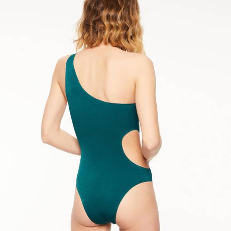 CHANTAL THOMASS Maillot de bain 1 pièce Insolente Beachwear Vert Orient