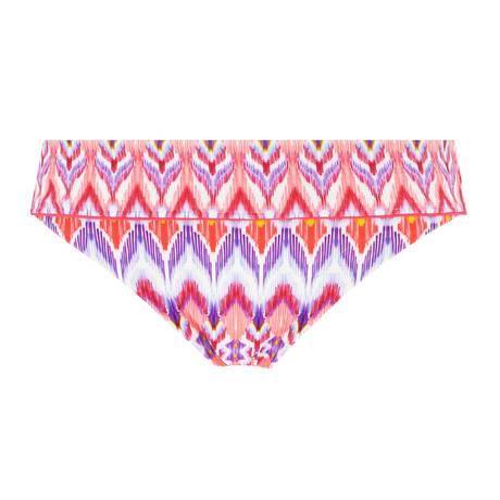 CHANTELLE Maillot de bain culotte haute Crépuscule Pink Sunrise