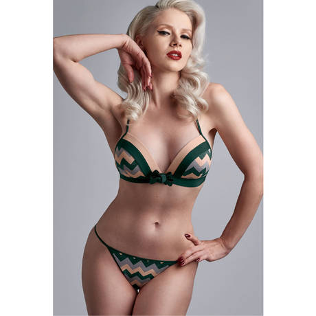 MARLIES DEKKERS String Courage Multicolore