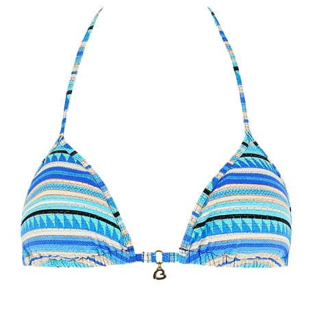 BANANA MOON Maillot de bain triangle Erio Macapa Turquoise