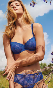 Marie Jo Madelon Blue Print