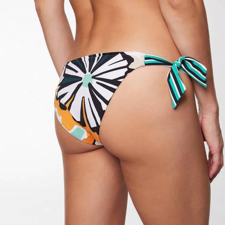 CHANTELLE Maillot de bain bikini Graphic Garden Multicolore