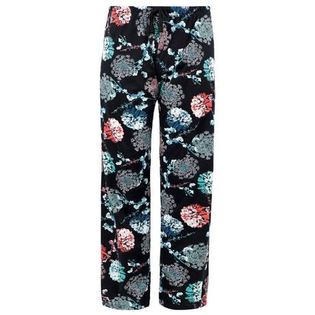 CALIDA Pantalon en coton Favourites Trend Mix & Match Noir