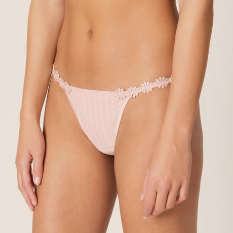MARIE JO String ficelle Avero Pearly Pink
