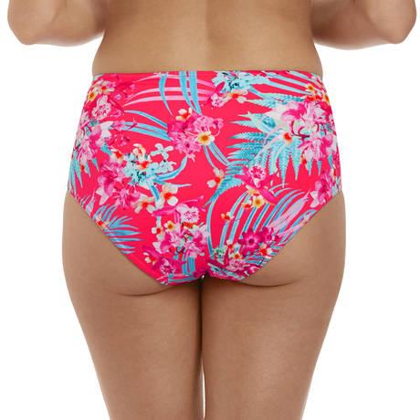 FREYA Maillot de bain culotte haute Wild Sun Multicolore