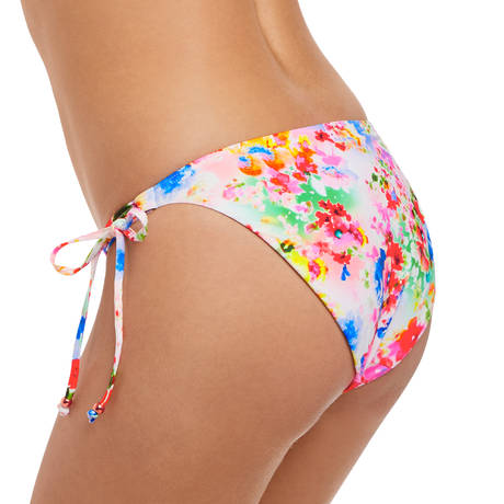 FREYA Maillot de bain slip lacets Endless Summer Confetti