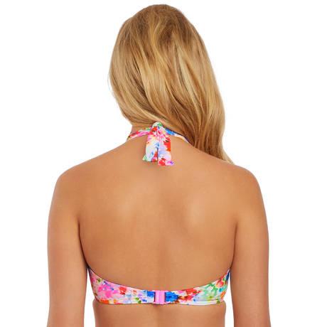 FREYA Maillot de bain tour de cou Endless Summer Confetti