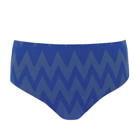 PRIMADONNA Maillot de bain culotte haute Venice Blue Pool