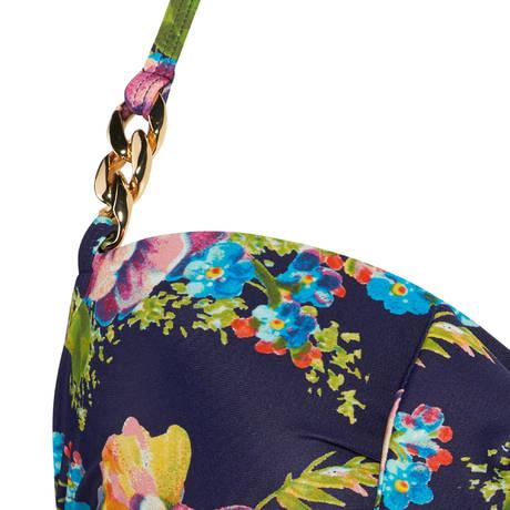 MARLIES DEKKERS Maillot de bain balconnet Jardin des Fleurs Multicolore