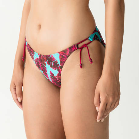 PRIMADONNA Maillot de bain slip ficelles Palm Springs Pink Flavor