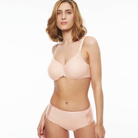 CHANTELLE Soutien-gorge minimiseur C Magnifique Sexy Peau Rosée