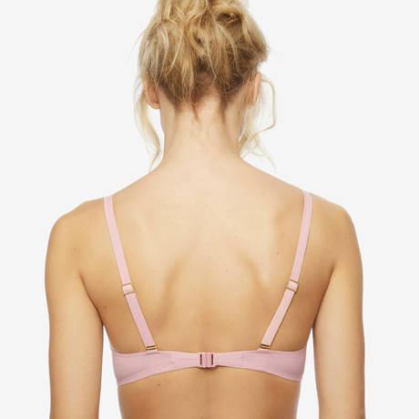 CHANTELLE Maillot de bain triangle armatures Oxygène Pink Breath