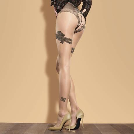 TRASPARENZE Collant Dahila Cosmetic