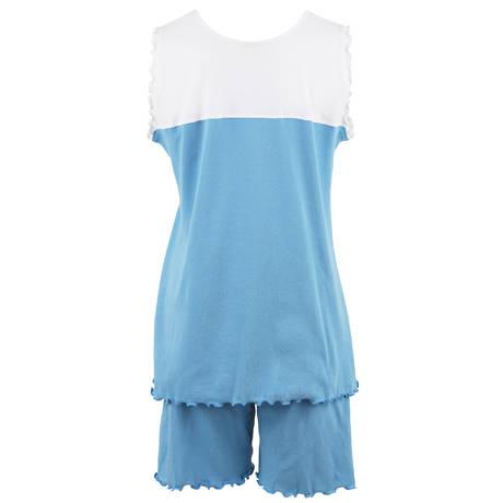 CANAT Pyjama short en coton Megan 24 Jean