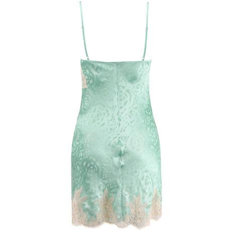 LISE CHARMEL Nuisette Dressing Floral Floral Jade