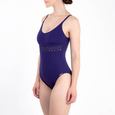 LISE CHARMEL Maillot de bain 1 pièce nageur Ajourage Couture Ajourage Royal