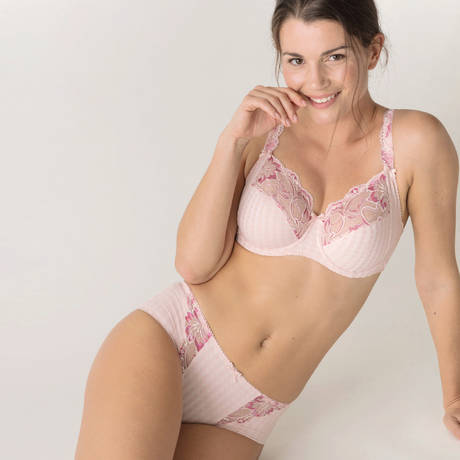 PRIMADONNA Soutien-gorge armatures emboîtant 3 parties Madison Pearly Pink