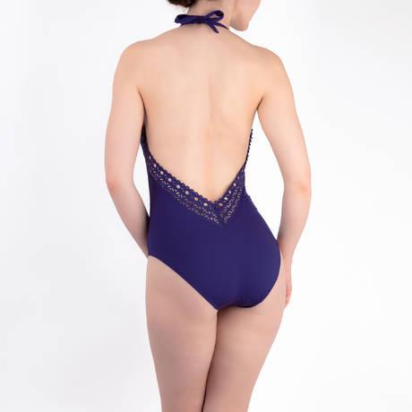 LISE CHARMEL Maillot de bain 1 pièce nageur séduction Ajourage Couture Ajourage Royal
