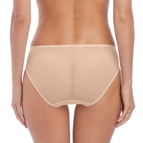 WACOAL Slip Embrace Lace Naturally Nude/Ivoire