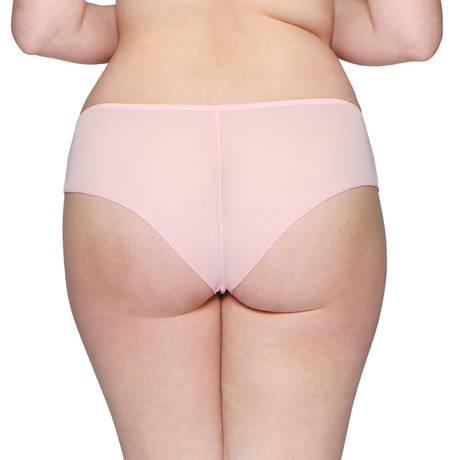 CURVY KATE Shorty Dottie Pink Lady