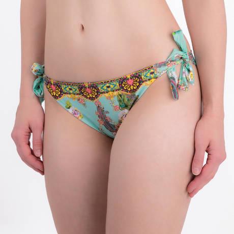 LISE CHARMEL Maillot de bain bikini Fleurs Lagon Lagon Azur