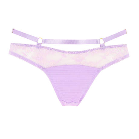 DITA VON TEESE Slip Madame X Lilac