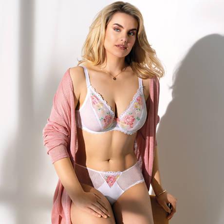 ANTINÉA Shorty Flirt Résille Résille Pastel