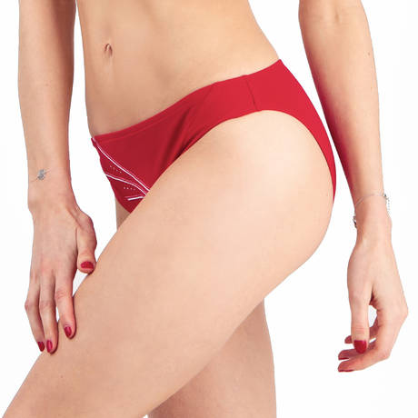 LISE CHARMEL Maillot de bain slip Distinction Nautique Nautique Sunshine
