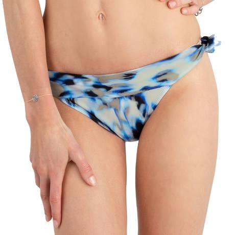 PAIN DE SUCRE Maillot de bain slip Diva Blues Leopard Bleu
