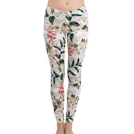 ANTIGEL Legging Un Amour de Magnolia Crochet Magnolia