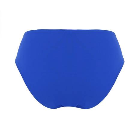 LISE CHARMEL Maillot de bain slip Ajourage Couture Etrave Bleu