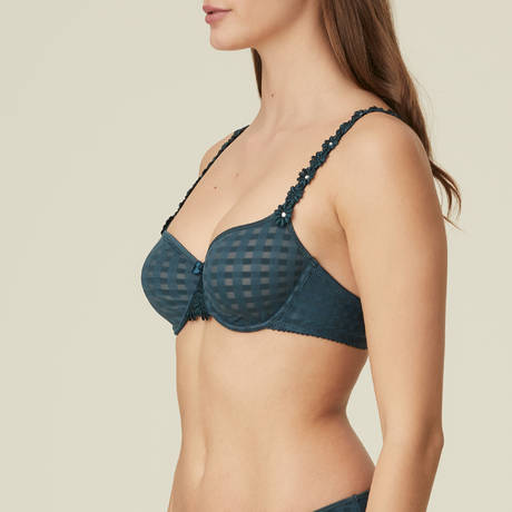 MARIE JO Soutien-gorge moulé Avero Empire Green