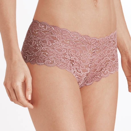 HANRO Shorty Moments Rouge