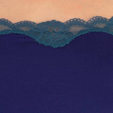 ANTIGEL Nuisette fines bretelles Simply Perfect Eclat Cobalt