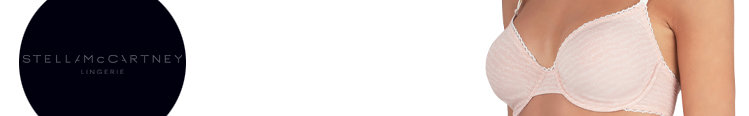 Lingerie Stella McCartney Stella Scribbling