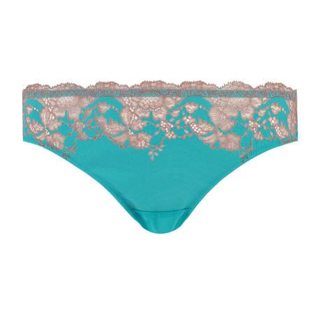 WACOAL Slip Lace Affair Pagoda Blue/Twilight Mauve