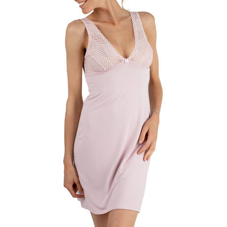 ANTIGEL Nuisette Tressage Graphic Pink Stellaire