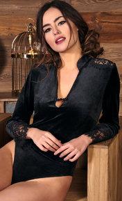 Marjolaine Idylle Velours Noir
