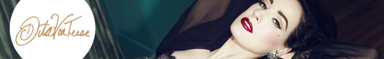 Lingerie Dita Von Teese Loungewear