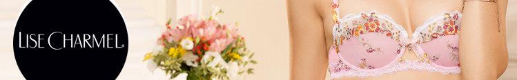Lingerie Lise Charmel Romantique Pastel