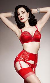 Dita Von Teese Her Sexellency Rouge