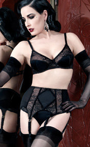 Dita Von Teese Screen Queen Noir
