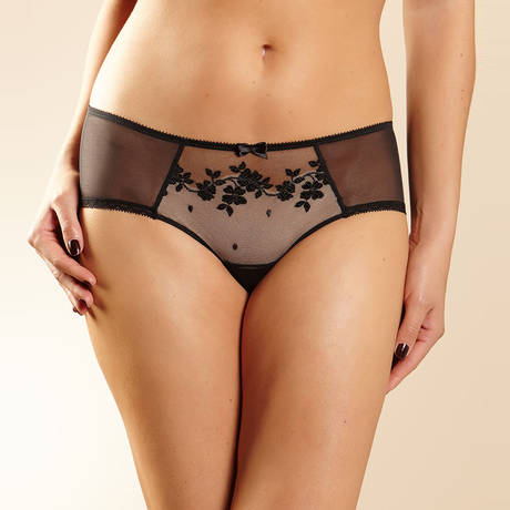 Shorty Intuition Noir/Nude